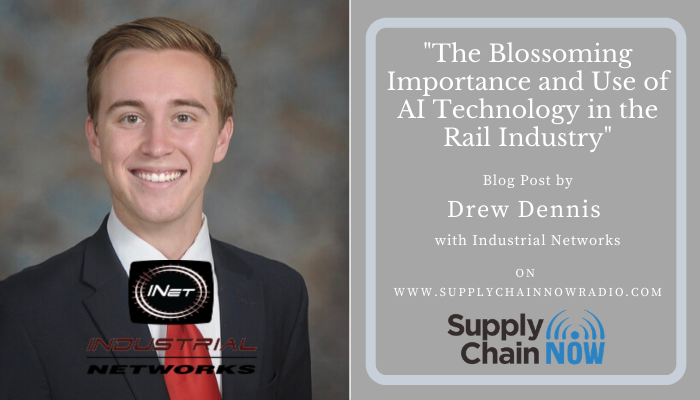 The Blossoming Importance and Use of AEI Technology in the Rail Industry