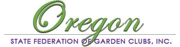 Oregon State Federation Logo