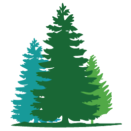 Trees vector art