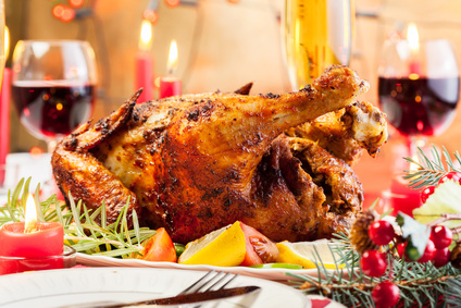 What Should My Thanksgiving Plate Look Like After Bariatric Surgery?