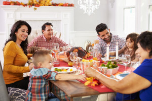 Welcome November! Thanksgiving is just around the corner! What should your Thanksgiving plate look like before and after weight loss surgery?