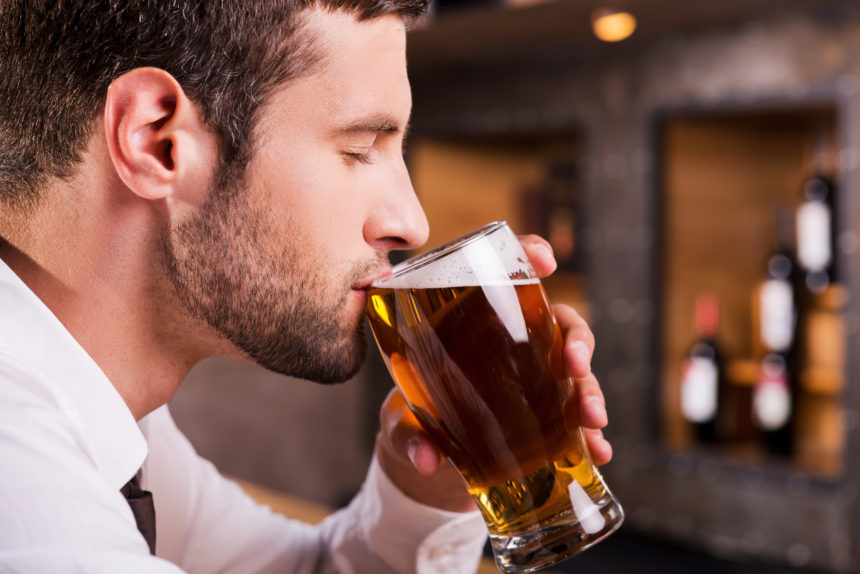 Beer = Breasts? The Issue That May be Plaguing Male IPA Drinkers