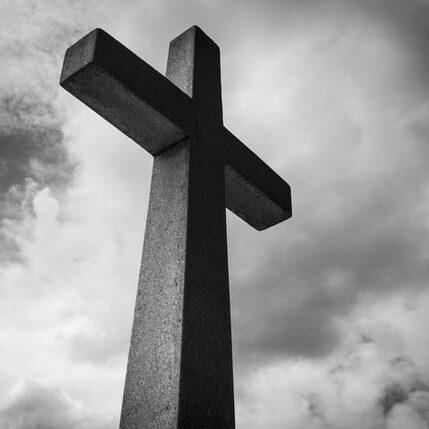 black-and-white-cemetery-christ-church-208315