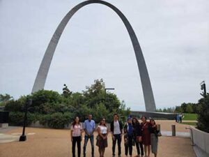 World Affairs STL 2019 IVLP Egyptian Visitors