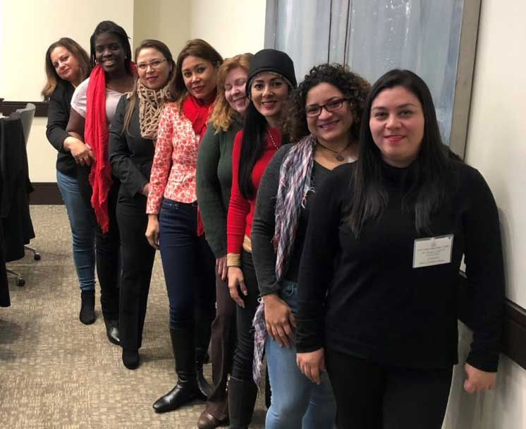 World Affairs STL 2019 Women Leaders IVLP