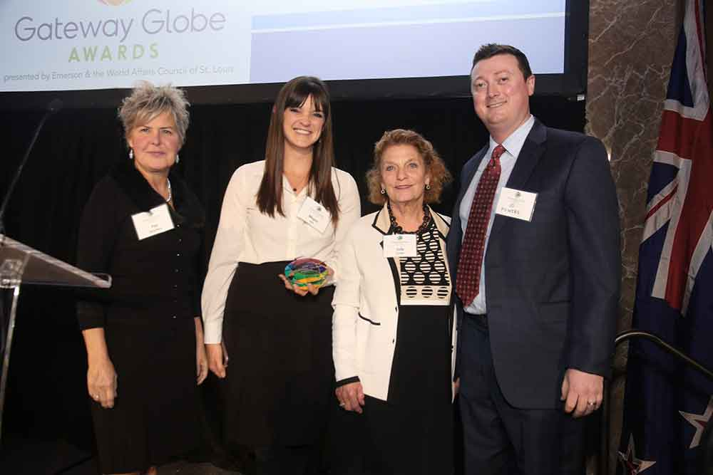 World Affairs STL 2019 Gateway Globe Awards