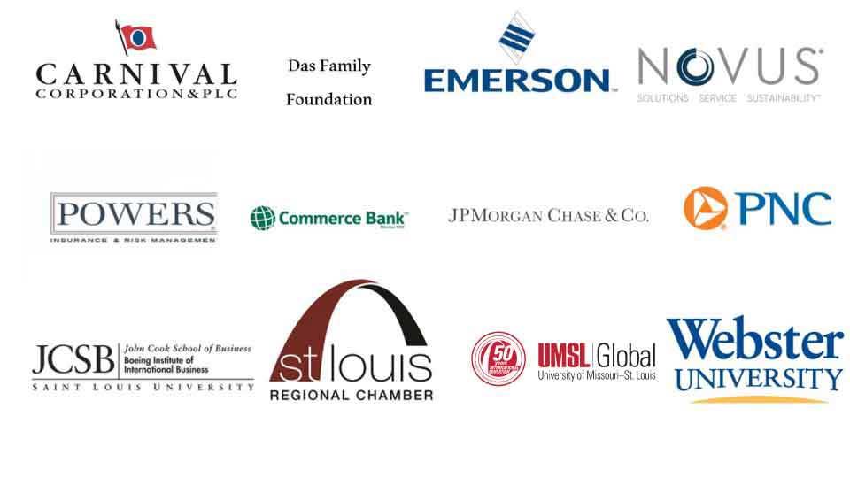 logos of corporate members