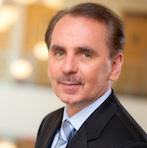 World Affairs Council of St. Louis Board Member Dr. Julian Schuster. President, Webster University