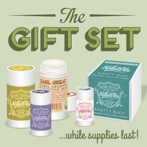 SodaWax™ Gift Set