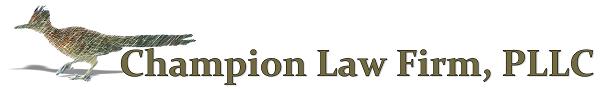 Champion Law Firm, PLLC