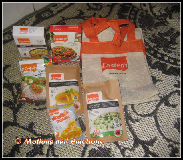 Eastern Condiments – Ethnic & Ready to Cook Spice Range