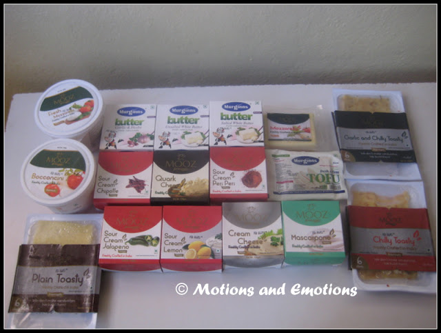 Mooz~ Freshly Crafted in India (Product Review)