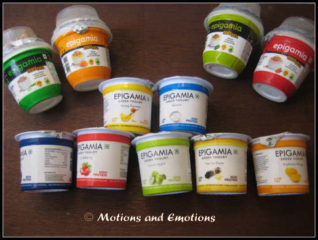 Epigamia – Be Healthier with Greek Yogurt ~ Product Review
