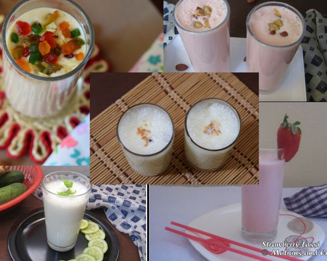 5 Lassi Recipes : Enjoy different flavours of Special Summer Drink