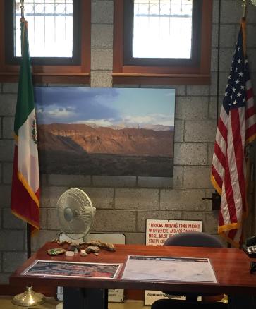 Mexico - U.S. Border Station