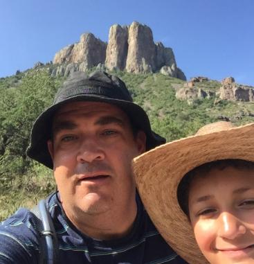 Junior Ranger Hike | Chihos Mountains