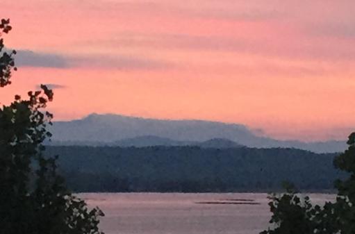 New England Sunrise