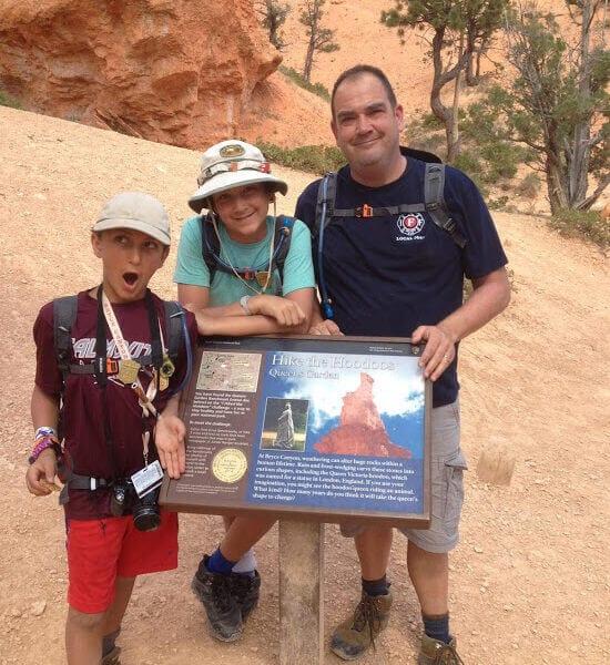 Bryce Canyon | Queens Garden Trail Marker