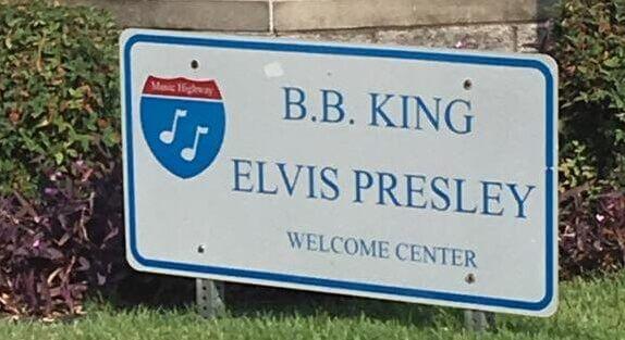 I-40 Memphis Welcome Center