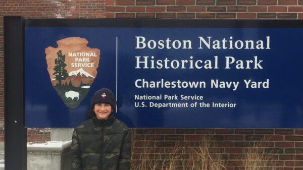 Boston National Park Sites