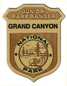 grand canyon junior ranger badge