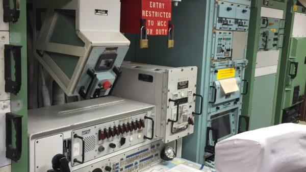 Launch Control Room Delta-01