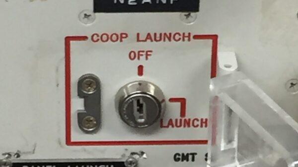 Launch Control Key