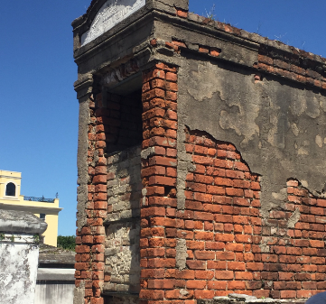 Above Ground Tomb St Louis Cemetary #1