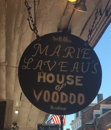 Marie Laveaus Housse Of Voodoo | The French Quarter