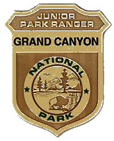 Our First Junior Ranger Badge