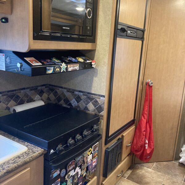 Our Traveling Kitchen