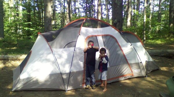 Bear Brook State Park Camping