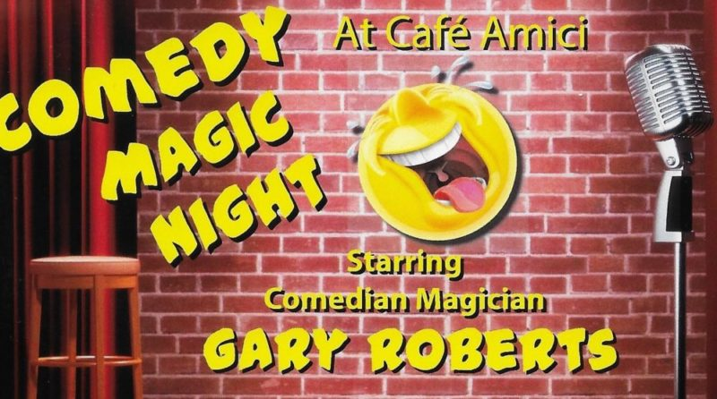 Florida Comedian Magician Gary Roberts (3)