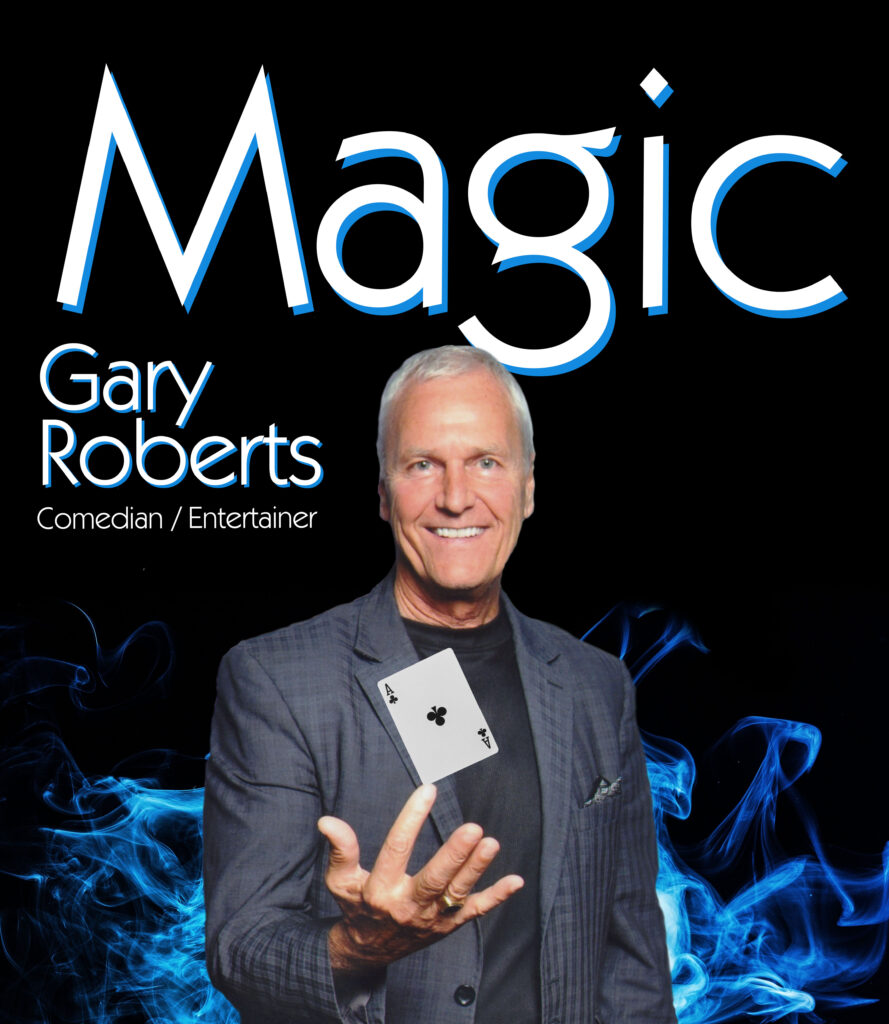 Florida magician comedian corporate entertainer Gary Roberts