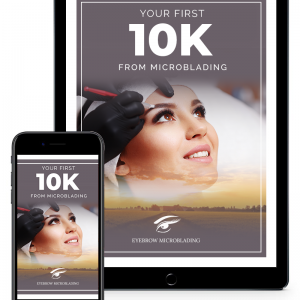 Earn by microblading