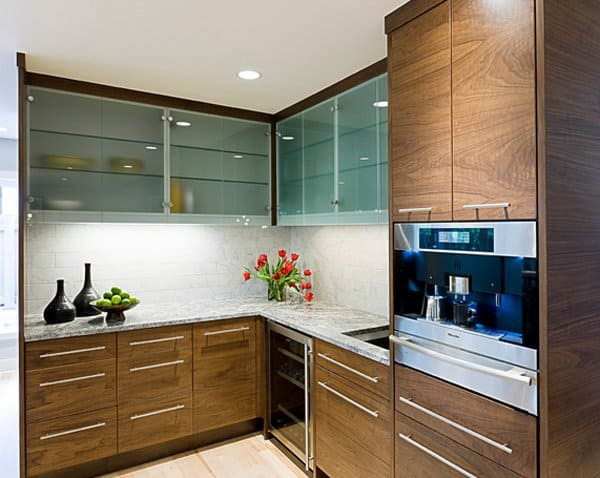 Glass door cabinet in Mission Viejo