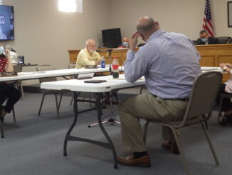 Lake Waccamaw Commissioners also voted Tuesday to reopen meetings to a limited number of the public.