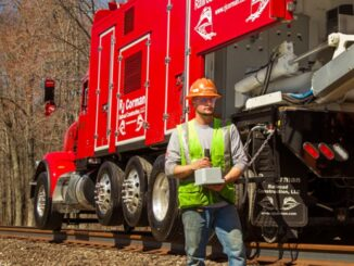 RJ Corman Railroad has been awarded a DOT grant for safety and infrastructure improvements. (Corman photo)