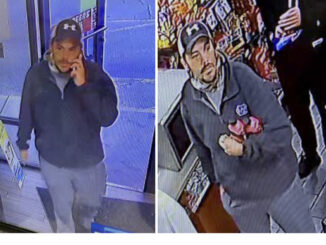 The sheriff's office sis seeking information about this shoplifting suspect.