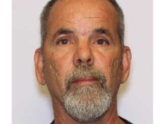 Terry Brady is in custody after an incident near Conway this afternoon.