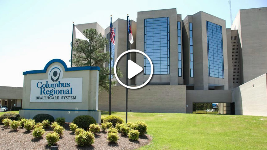 Columbus Regional Healthcare System Video