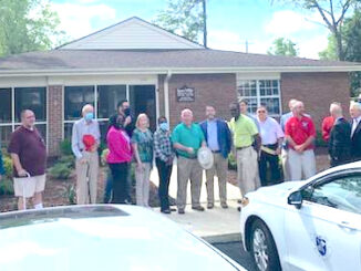 Cypress Village Apartments in Fair Bluff is now open for business.