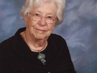 Grace Elizabeth (Fletcher) Chauncey September 10, 1918 ~ January 5, 2021 (age 102)