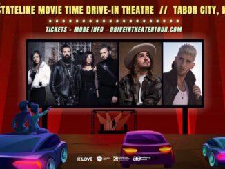 Christian rock band Skillet, Jordan Feliz and Colton Dixon will be at Stateline Movie Time June 12.