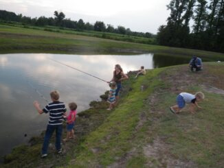 July 4 is North Carolina's Free Fishing Day. While no license is required, all other rules apply.