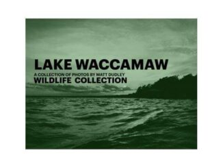 Matthew Dudley turned a love of photography and Lake Waccamaw into two books of his photographs.