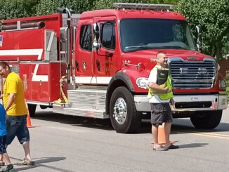Donations to the fundraiser help with needed equipment at the station. The boot drop at Lake Waccamaw Fire and Rescue has become an Independence Day tradition.