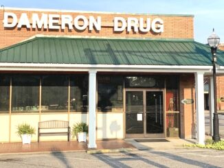Dameron's Drug Store has been a fissure in Tabor City for years.