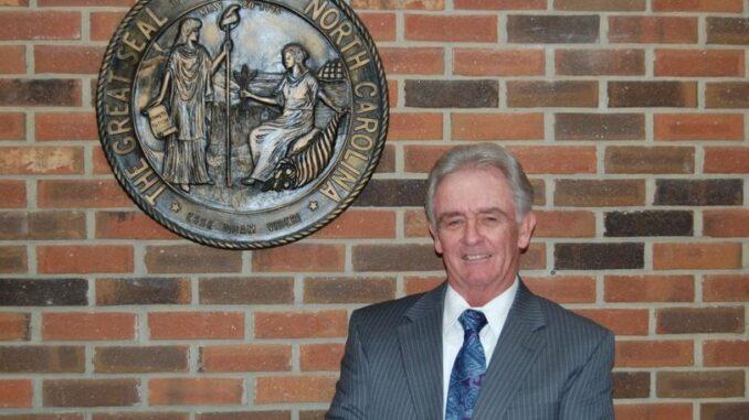 Monte Herring (Courtesy Columbus County School Board)