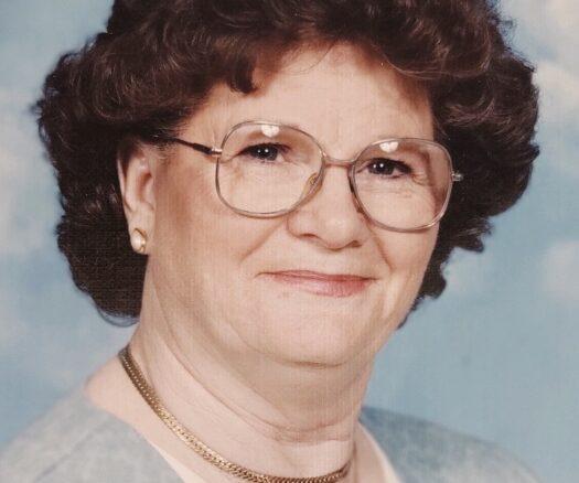 Mary Alice (Ward) Faulk